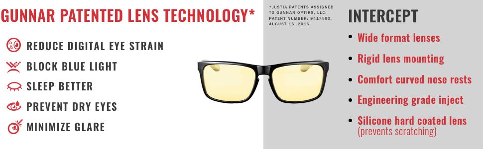 gunnar, glasses, blue, light, filter, BLPF, computer, reading, sunglasses, eye strain, lens, tint