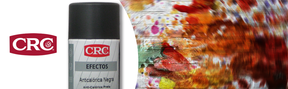 CRC Deco pintura anticalórica