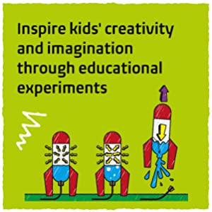 makers lab series science experiment books for kids science activities to do at home  stem learning