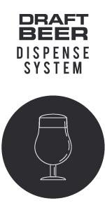 Kegco Draft Beer Keg Dispensers