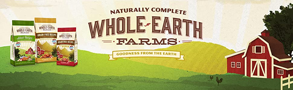 Naturally Complete Whole Earth Farms Farm Image
