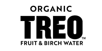 Organic Treo Fruit and Birch Water Logo