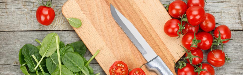 Rada Cutlery Bagel Knife Stainless Steel Blade