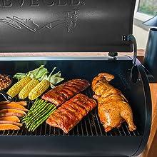 Food, BBQ, Traeger, Traeger Grill, Pellet grill, Versatility
