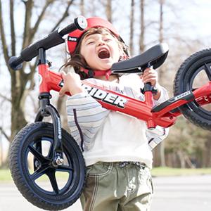 ストライダー スポーツモデルの重量は3.0kg