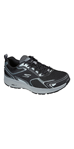sketchers mens running shoes