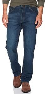 Wrangler Authentics Classic Regular Fit Flex Jean