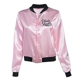 Amscan 50S Pink Ladies Adult Jacket
