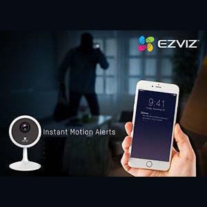 ezviz wifi home camera hikvision