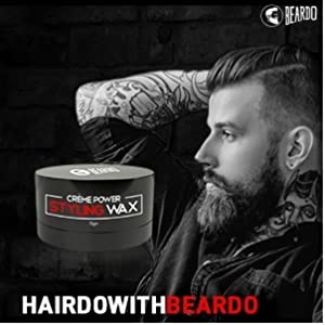 Beardo Hair Wax