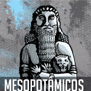 mesopotâmicos;religião;bíblico;estudo