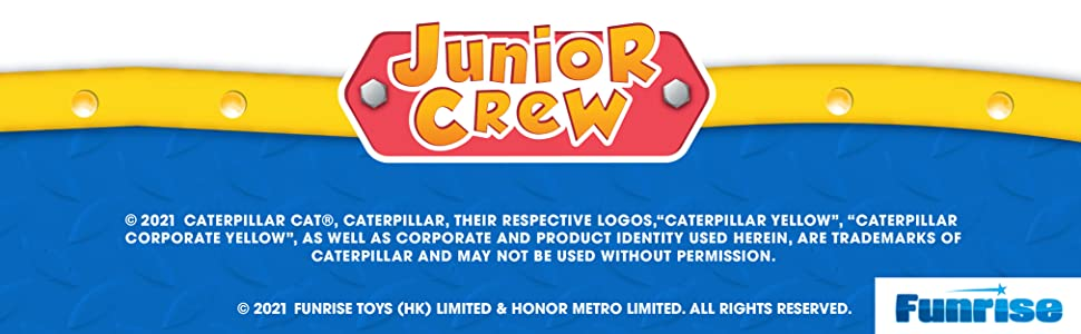 Cat Jr Crew