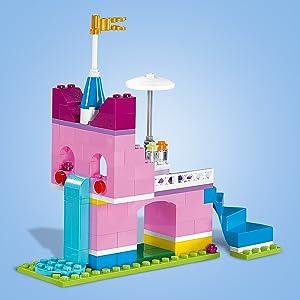 LEGO Unikitty - Caja de Ladrillos Creativos del Unireino, Juguete de Construcción con Piezas y 16 Muñecos para Niños y Niñas de 5 a 12 Años (41455): LEGO: Amazon.es: Juguetes y juegos