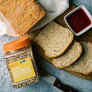 Organic Quinoa BetterBody Foods Paleo Keto