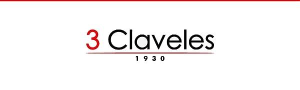 3 Claveles fabricant de ciseaux et couteaux de cuisine depuis 1930 couteaux de table