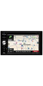Amazon com: Boss Audio Systems BV9386NV Navigation - Double Din GPS