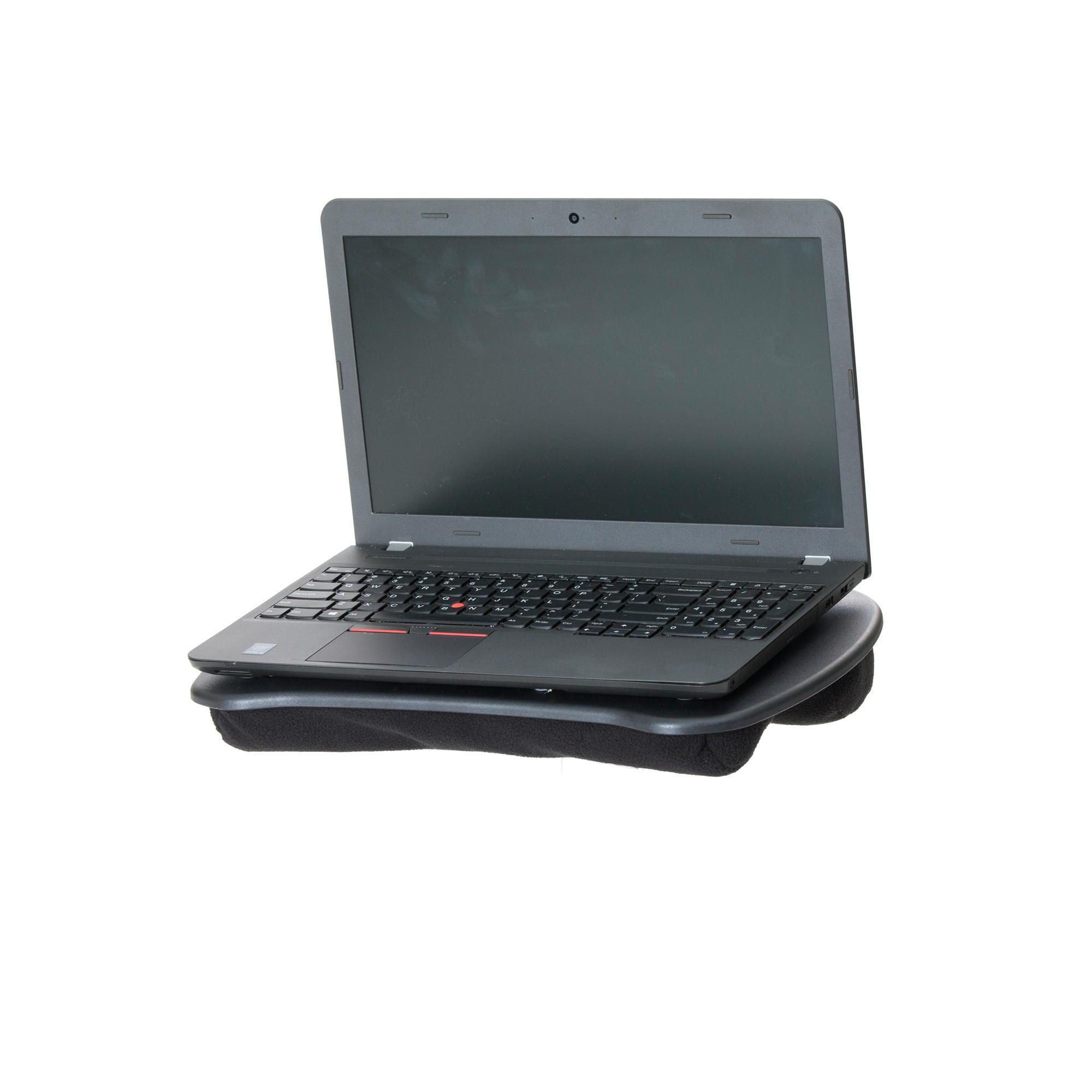 Cushioned Laptop Desk Icozy Portable Cushion Desk With