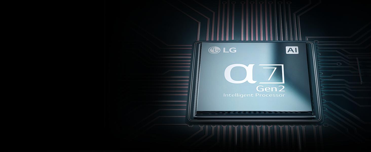 Genα7Processor, 7Processor, AI, LGTV