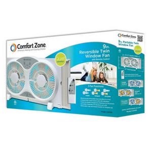 Amazon Com Comfort Zone Cz310r 3 Speed 3 Function