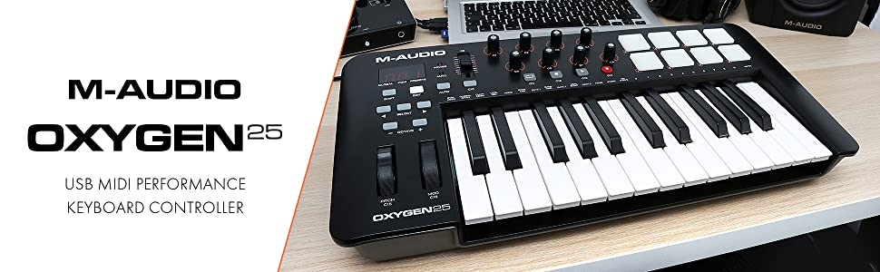 M-Audio Oxygen 25 IV