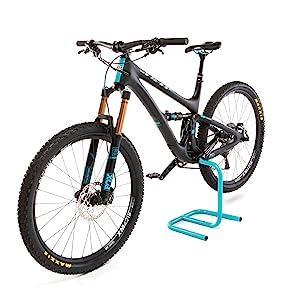 moto style bike storage