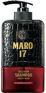 MARO17 コラーゲン シャンプー パーフェクトウォッシュ 350ml