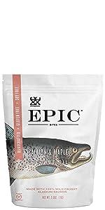 Salmon Maple
