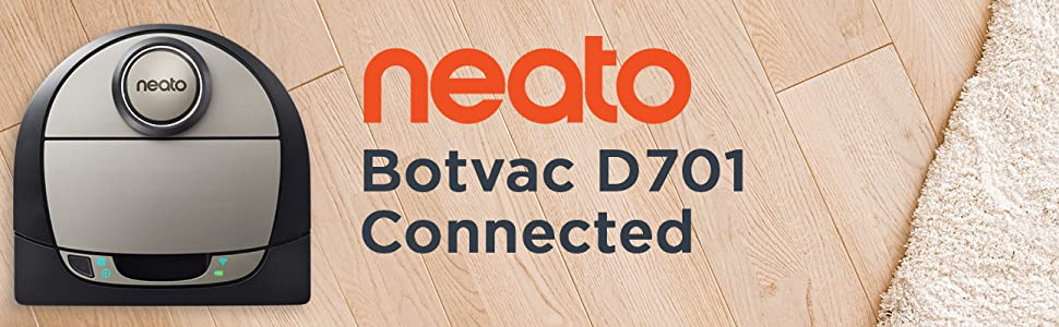 neato botvac d701 connected a+ content header