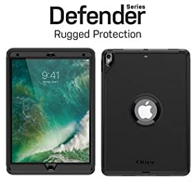 online store 3fc48 99273 OtterBox DEFENDER SERIES Case for iPad Pro 10.5