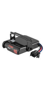 CURT TriFlex Electric Trailer Brake Controller