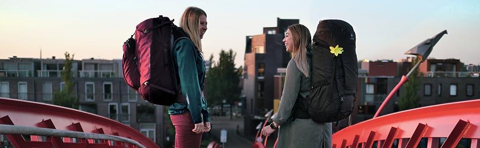AViANT; Travel; Reise; Reiserucksack; Handgepäck; Deuter; Carry On; Access; Travel Backpack