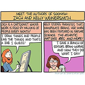 Kelly and Zach Weinersmith