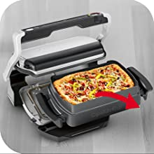 Amazon.de: Tefal XA7228 Snacking & Baking Aufsatz (1, 6 l