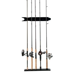 Old Cedar Outfitters Fishing Rod Organizer wall and ceiling