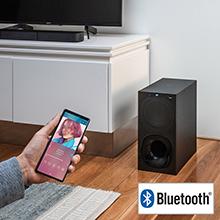 Bluetooth, Bluetooth streaming,
