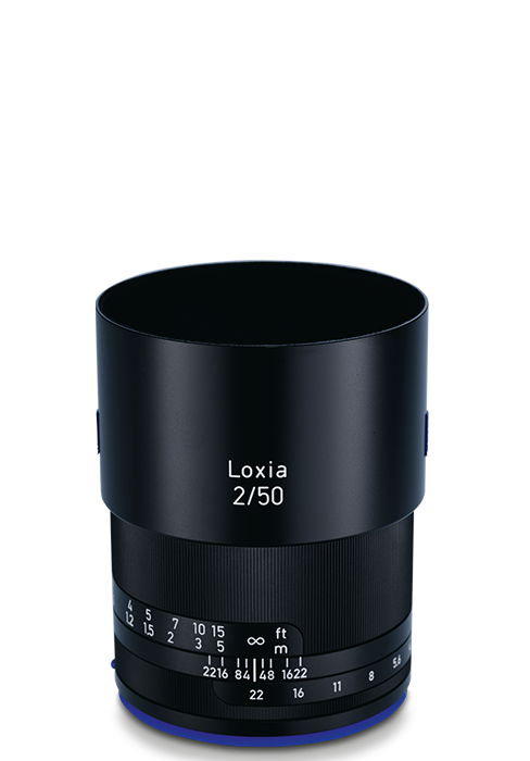 ZEISS Loxia 2/50 Standard Camera Lens for Sony E-mount Mirrorless Cameras