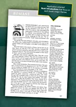 Large Print LASB Life Application Study Bible NLT New Living Translation Overview introduction