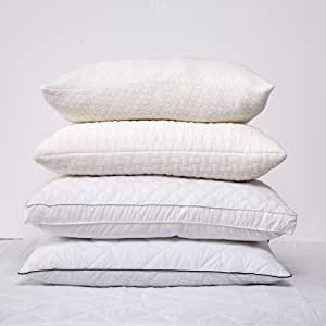 soft u0026 supportive for comfort all sable pillows