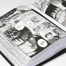 Manga, Adult Manga, Fantasy manga, Deluxe Manga, hardcover, Berserk