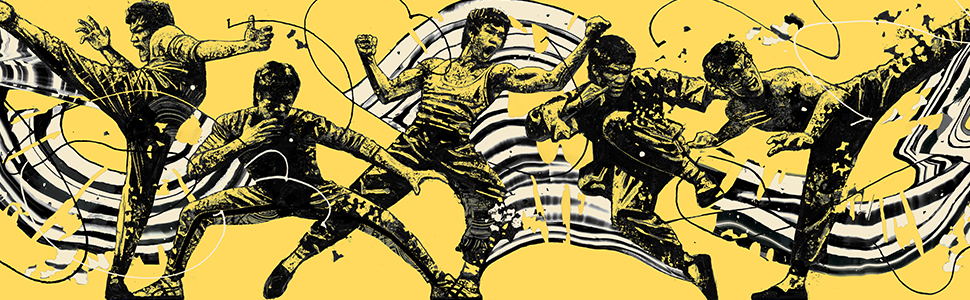 Bruce Lee His Greatest Hits bottom banner