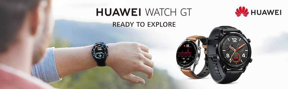 HUAWEI Watch GT GPS Smartwatch with 1.39
