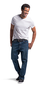 LEE Men's Big amp; Tall Performance Series Extreme Motion Athletic Fit Jean