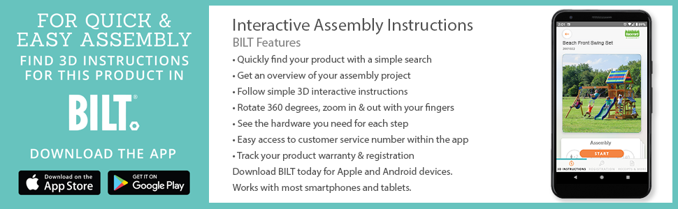 Interactive Assembly Instructions