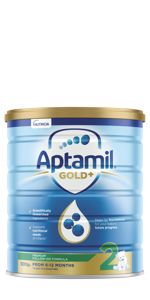 Aptamil Gold+ Baby Follow-On Formula Stage 2 From 6 to 12 Months