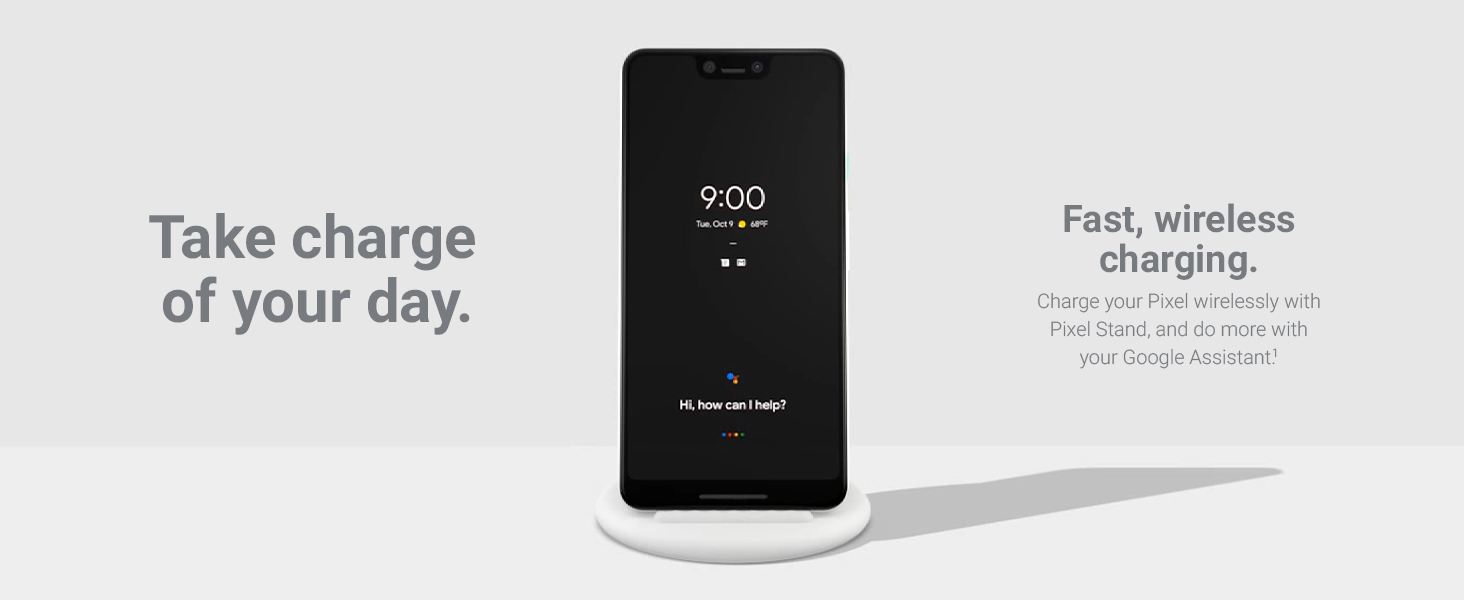 Pixel Stand Fast Wireless Phone Charger