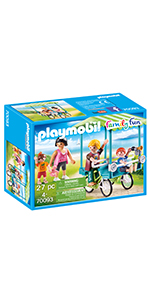 PLAYMOBIL Family Fun Caravana de Verano, A partir de 4 años (70088 ...