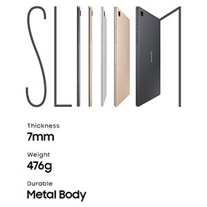 Slim design