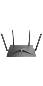 D-Link EXO AC2600 fastest router