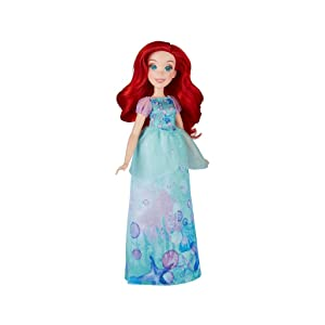 Disney Princess-E0271ES2 Ariel Brillo Real, Multicolor. (Hasbro ...
