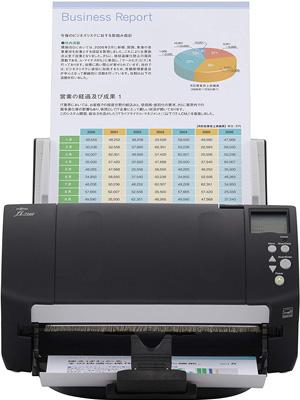 fi-7160 Professional Duplex Scanner